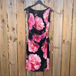 Karl lagerfeld | Floral Shift Dress